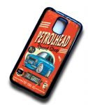 KOOLART PETROLHEAD SPEED SHOP Design For Retro Mk1 Ford Escort RS Mexico Case Cover Fits Samsung Galaxy S5
